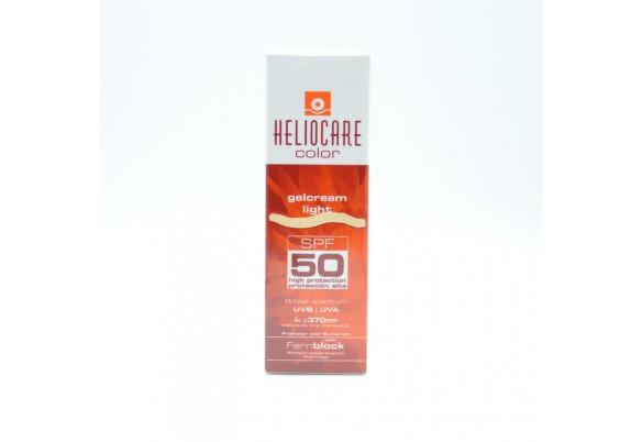 HELIOCARE COLOR GELCREAM LIGHT SPF50 50ML Parafarmacia
