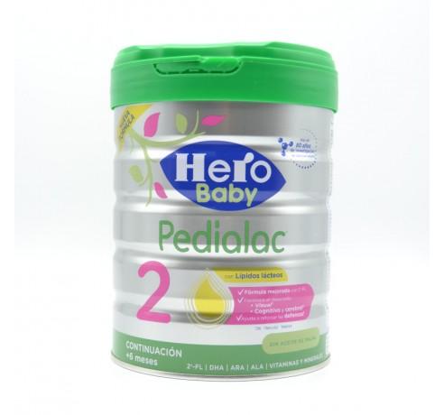 PEDIALAC 2 800 GR Cuidado del bebé