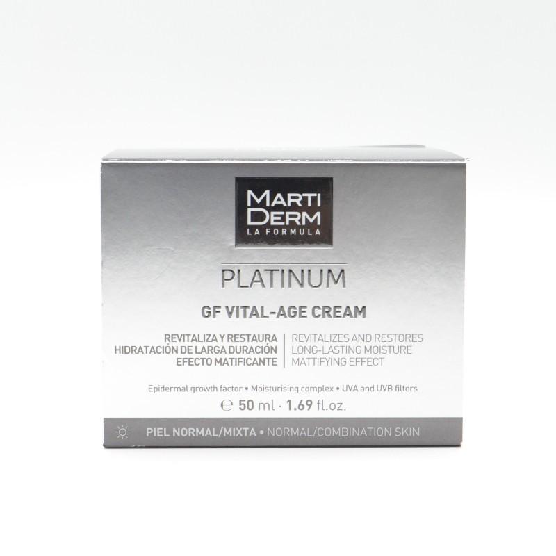 MARTIDERM GF VITAL-AGE CREMA PNM 50 ML Parafarmacia