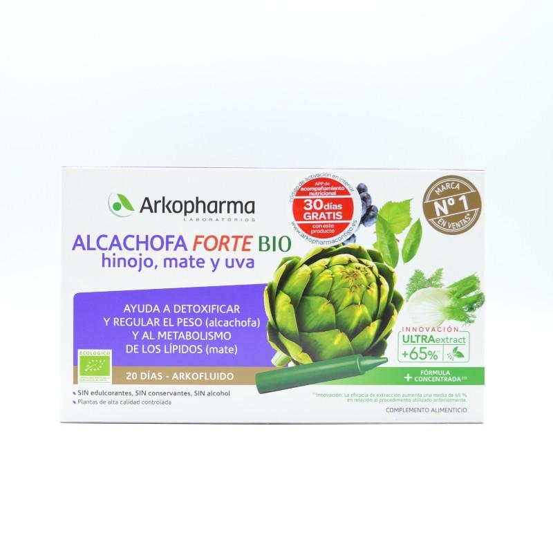 ARKOFLUIDO ALCACHOFA-HINOJO FORTE 20 AMP Parafarmacia