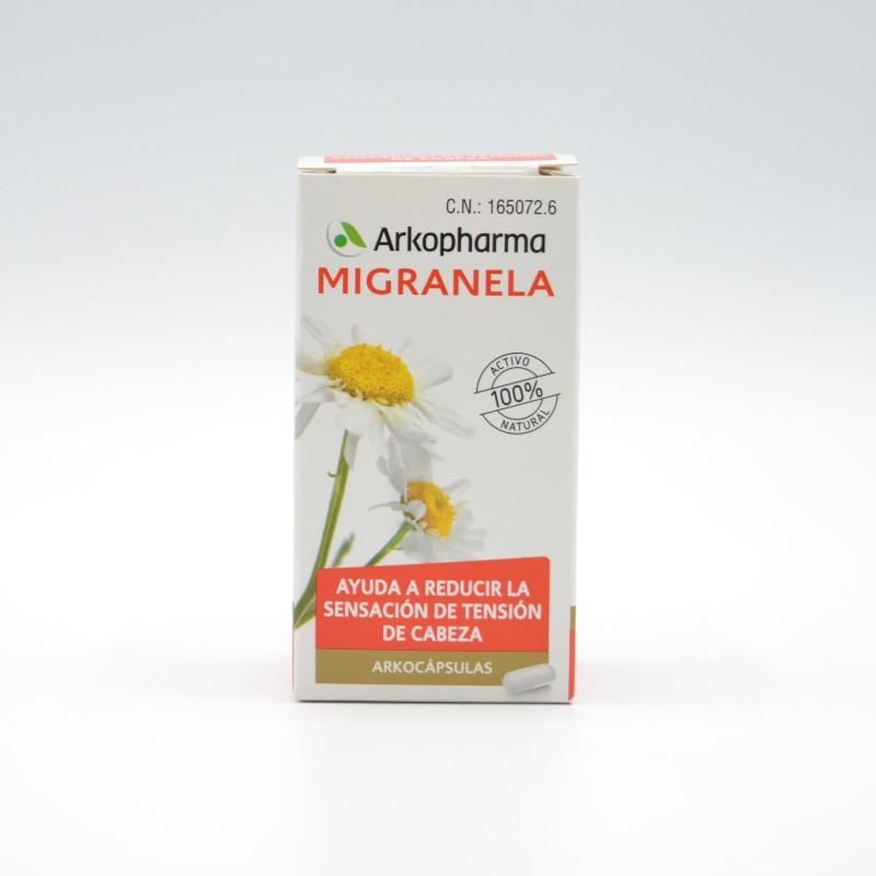 ARKO MIGRANELA 48 CAPS Parafarmacia