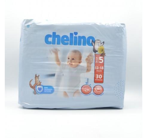 PAÑAL CHELINO T/5 (13-18KG) 30 U Parafarmacia