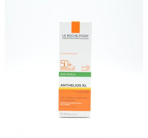 ANTHELIOS ROSTRO GEL-CREMA ANTIBRILLO SPF50+ 50 Parafarmacia