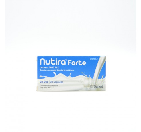 NUTIRA FORTE 30 CAPS Parafarmacia