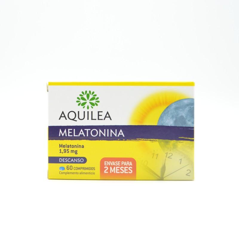 AQUILEA MELATONINA 1.95 MG 60 COMPRIMIDOS Parafarmacia