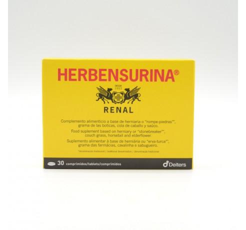 HERBENSURINA 30 COMP Parafarmacia