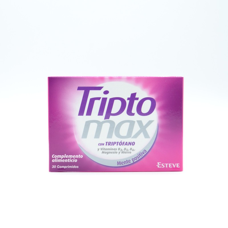 TRIPTOMAX 30 COMP Parafarmacia
