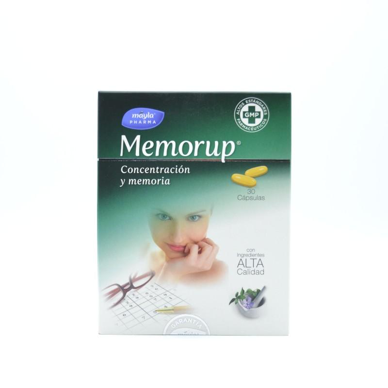 MEMORUP 30 CAPSULAS Parafarmacia