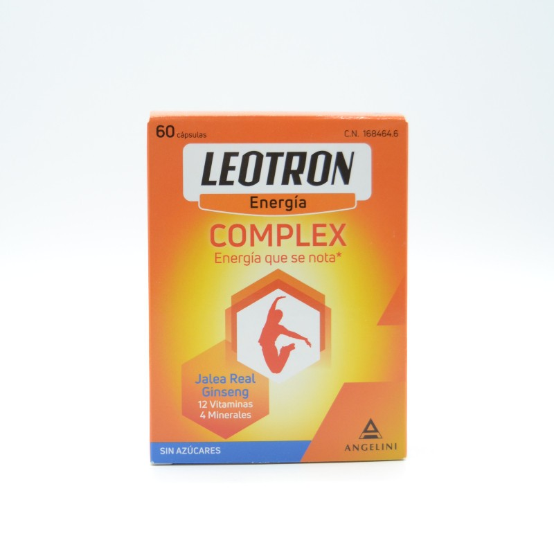 LEOTRON COMPLEX 60 CAPSULAS Parafarmacia