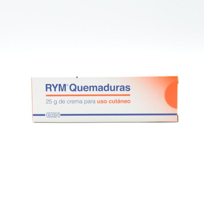 RYM QUEMADURAS 25 G Parafarmacia