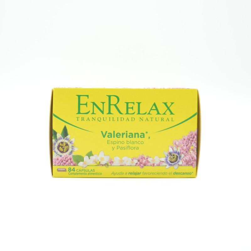 ENRELAX 84 CAPSULAS Parafarmacia