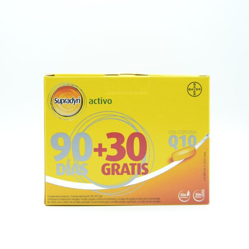 SUPRADYN ACTIVO 90 + 30 COMP GRATIS Parafarmacia
