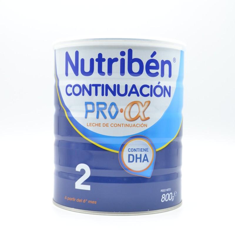NUTRIBEN CONTINUACION PRO ALFA 800 G Cuidado del bebé