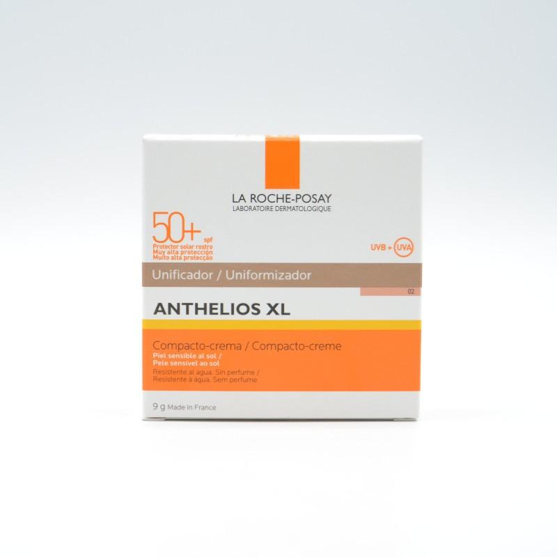 ANTHELIOS COMPACTO SPF50+ DORÉ/ 02 Mi bebé y yo