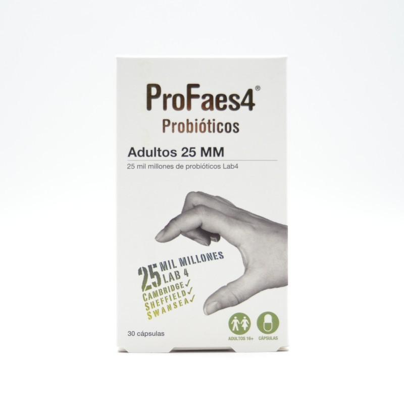 PROFAES4 ADULTOS 25MM 30 COMPRIMIDOS Parafarmacia