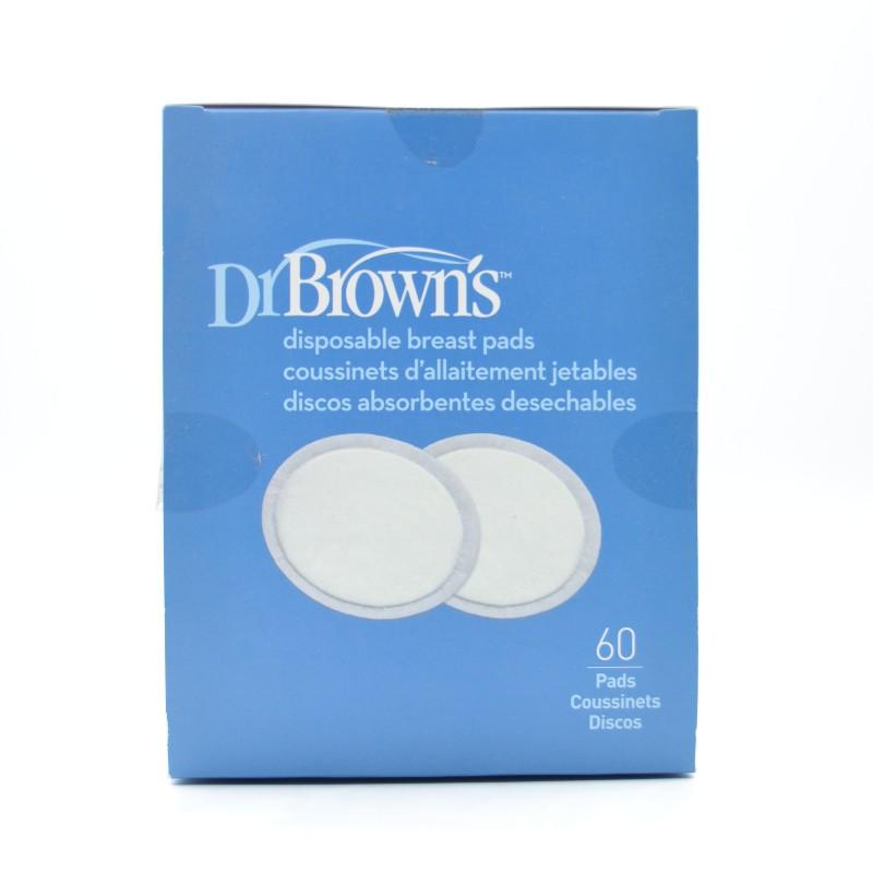 DR BROWN'S DISCOS ABSORBENTES LACTANCIA DESECHAB Parafarmacia