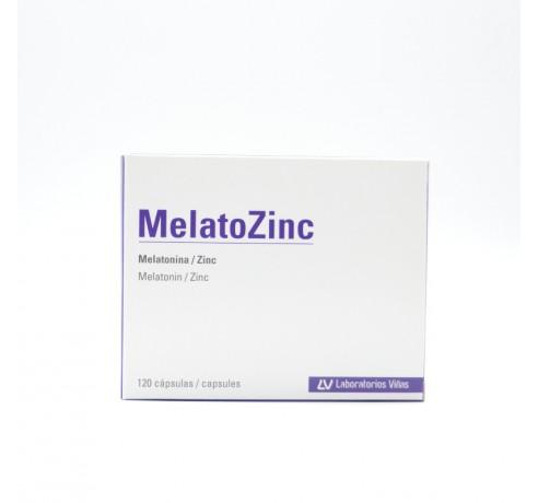 MELATOZINC 120 CAPS Parafarmacia