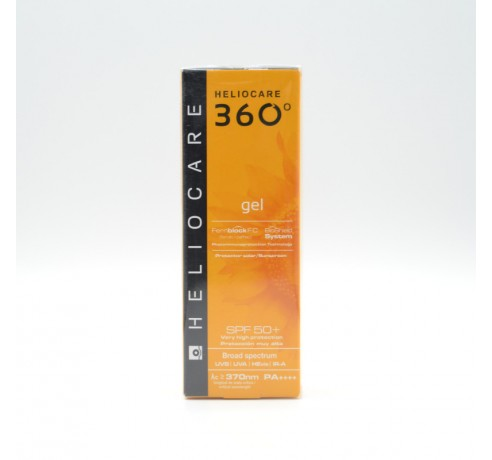 HELIOCARE 360º GEL SPF 50+ 50 ML Parafarmacia