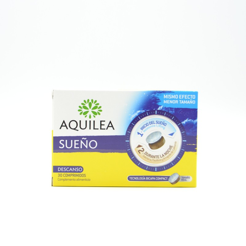 AQUILEA SUEÑO 1.95 30 COMPRIMIDOS Parafarmacia
