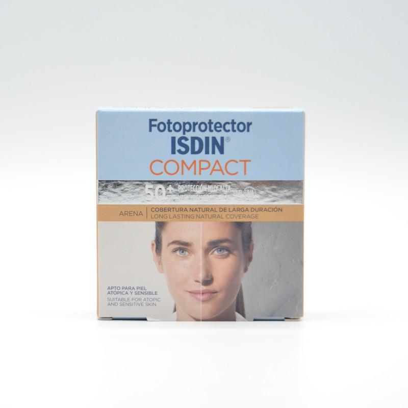 FP ISDIN COMPACTO 50+ ARENA Mi bebé y yo