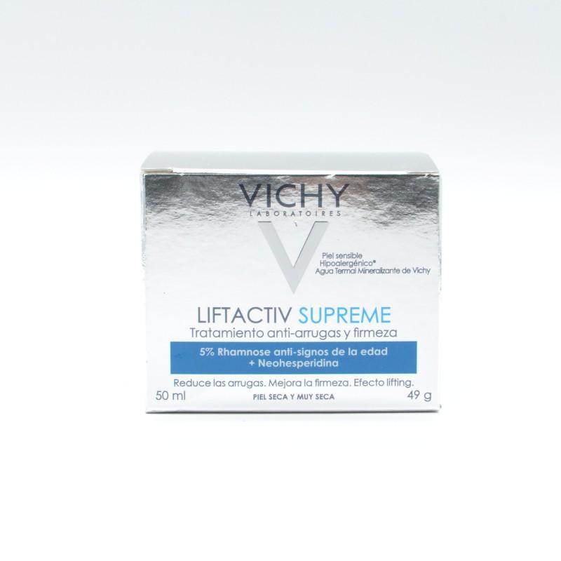 VICHY LIFTACTIV SUPREME DIA SECA 50 ML Parafarmacia