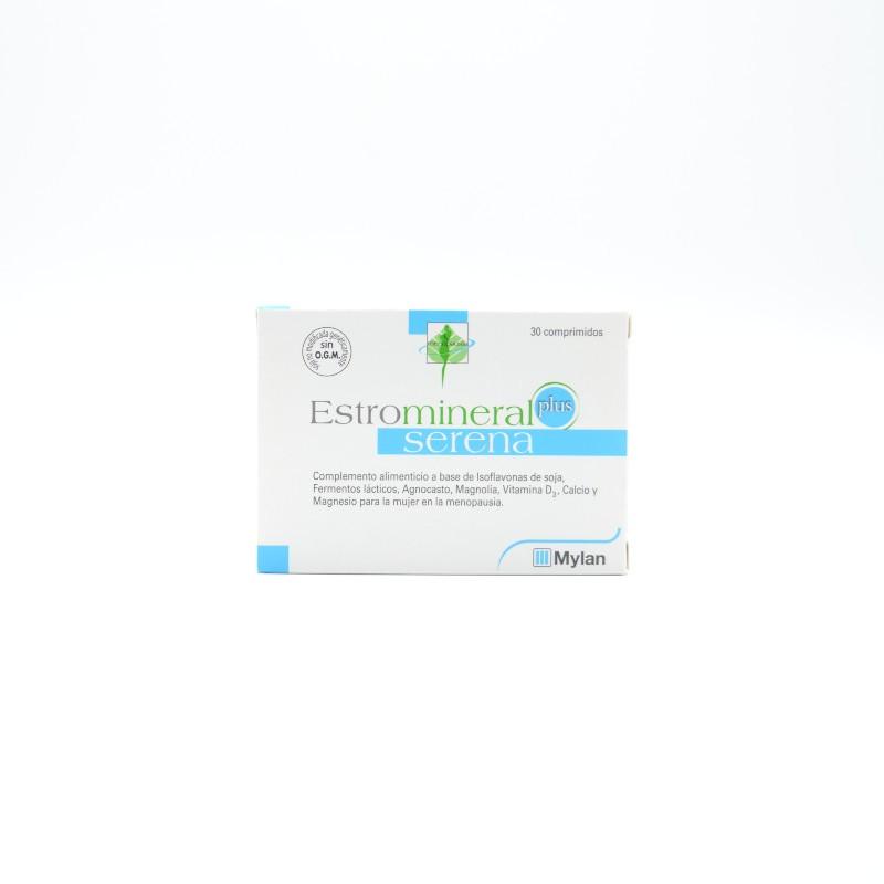 ESTROMINERAL SERENA PLUS 30 COMP Parafarmacia