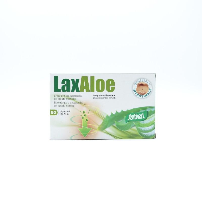 LAXALOE 60 CAP Parafarmacia