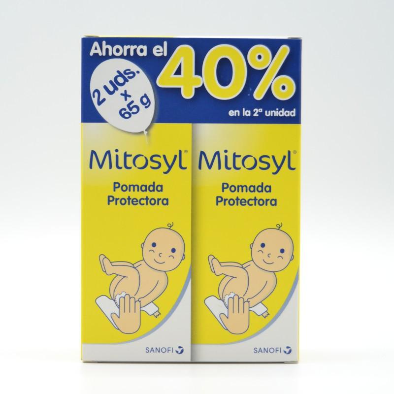 MITOSYL POMADA PROTECTORA DUPLO 2X65 GR Parafarmacia