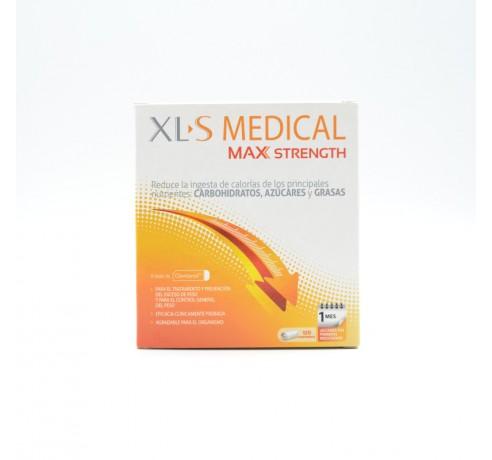 XLS MEDICAL MAX STRENGH 120 COMP Parafarmacia