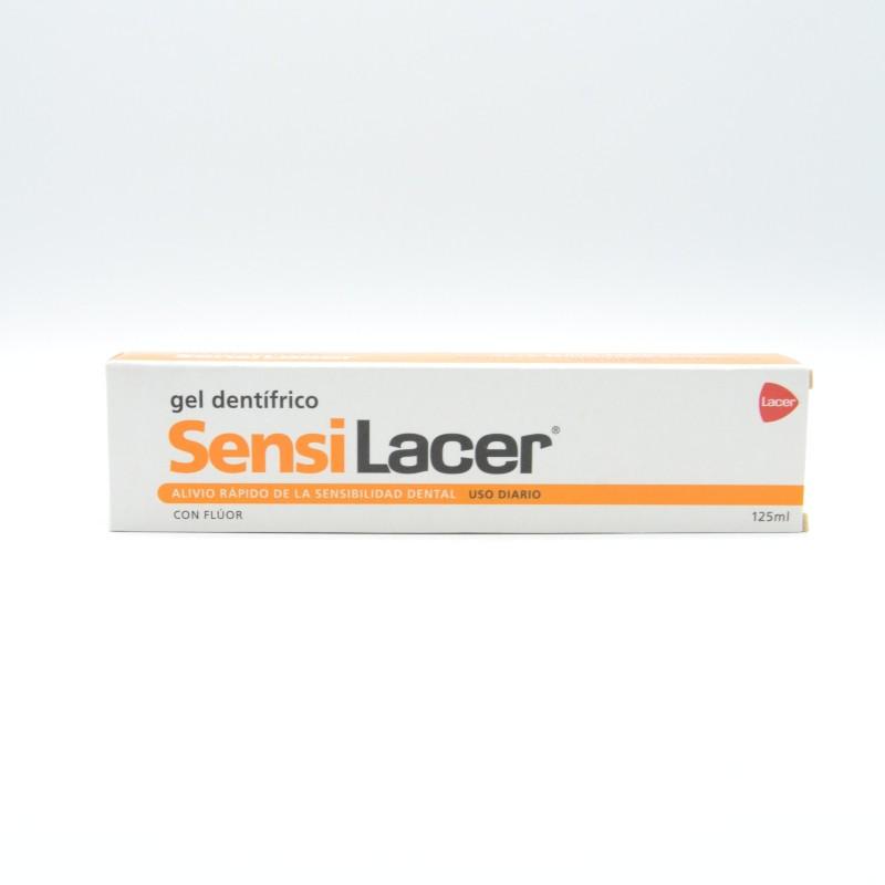 SENSILACER GEL DENTIFRICO 125 ML Parafarmacia
