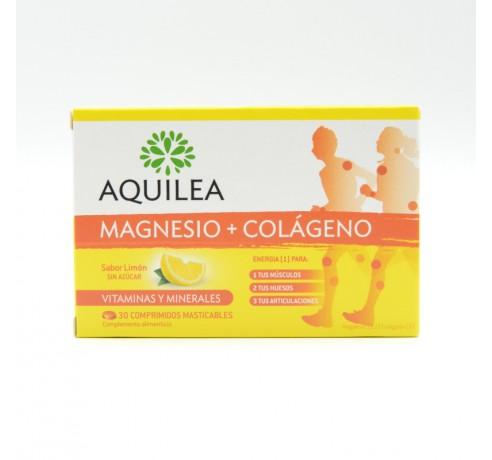 AQUILEA MAGNESIO+COLAGENO 30 COMP Parafarmacia