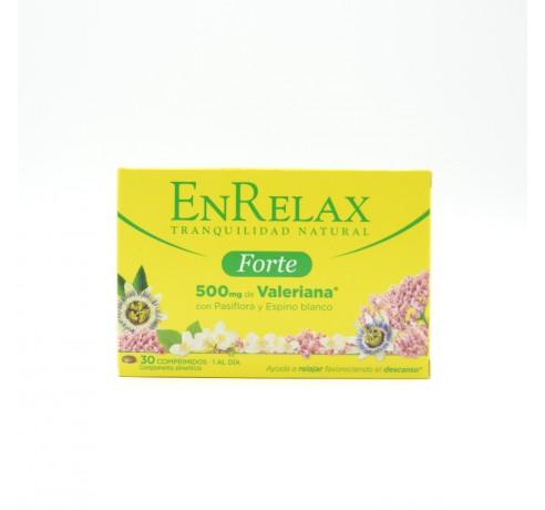 ENRELAX FORTE 30 COMPRIMIDOS Parafarmacia
