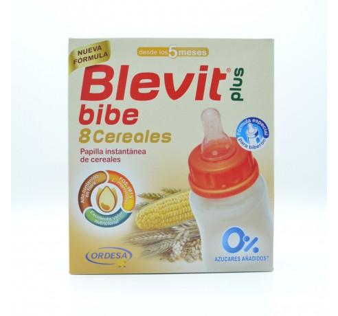 BLEVIT PLUS 8 CEREALES PARA BIBERON 2 SOBRES 300 Parafarmacia