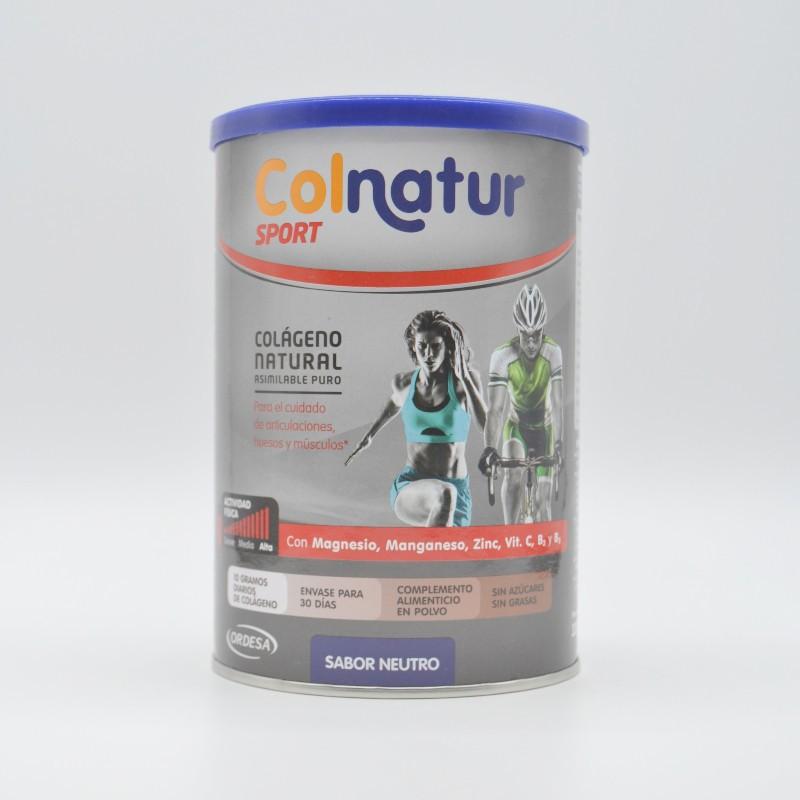 COLNATUR SPORT NEUTRO 330 G Parafarmacia