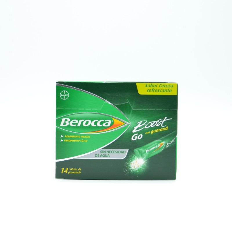 BEROCCA BOOST GO 14 SOBRES Parafarmacia
