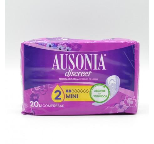 AUSONIA DISCREET MINI 20 U Parafarmacia