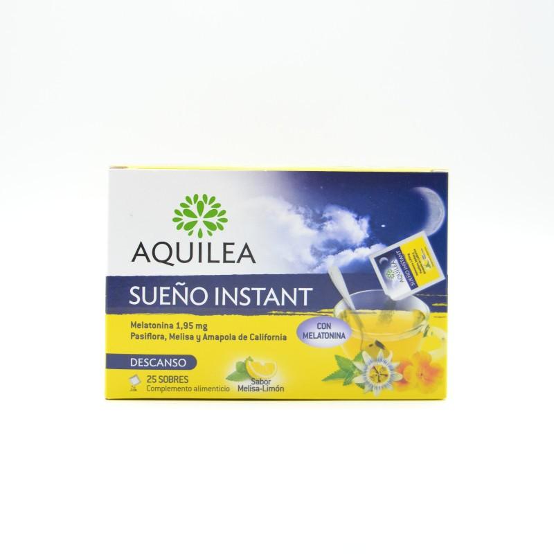 AQUILEA SUEÑO INSTANT 1.95 MG 25 SOBRES Parafarmacia