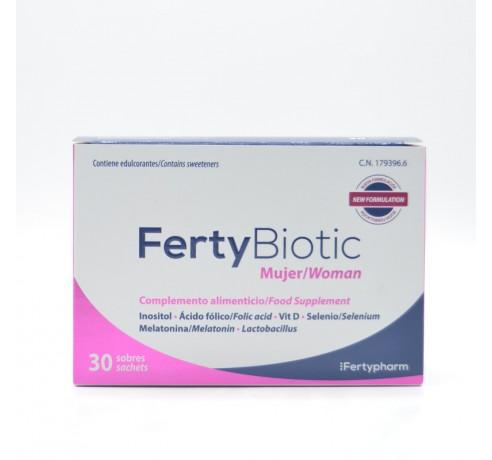 FERTYBIOTIC MUJER 30 SOBRES Parafarmacia