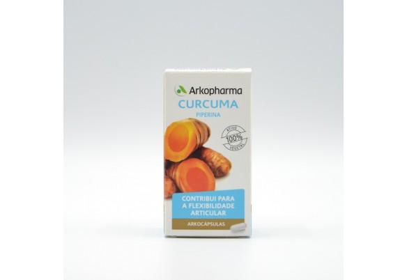 ARKO CURCUMA 45 CAPS (NUEVO 40 CAPS) Parafarmacia