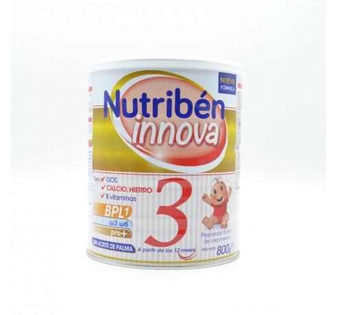 NUTRIBEN INNOVA 3 800 G Cuidado del bebé