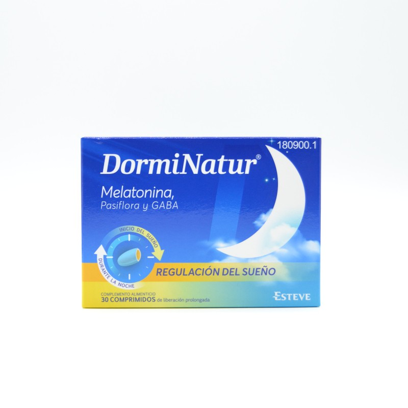 DORMINATUR 30 COMP LIBERACION PROLONGADA Parafarmacia