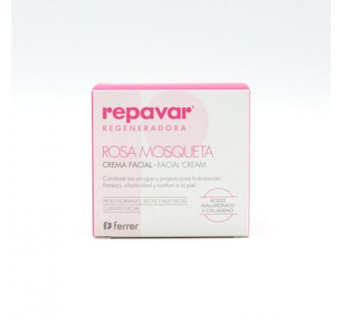 REPAVAR REGENERADORA CREMA FACIAL 50 ML Parafarmacia