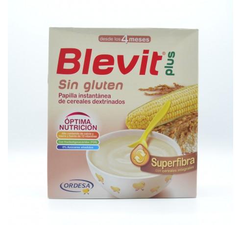 BLEVIT PLUS SP FIBRA SIN GLUTEN 600 GR Parafarmacia
