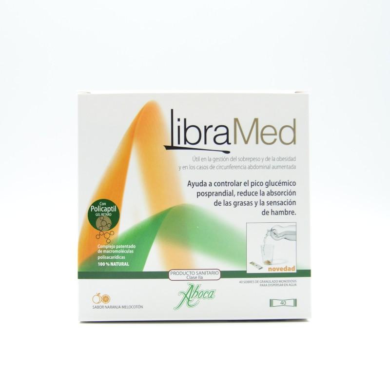 LIBRAMED ADELGACION 40 SOBRES Parafarmacia