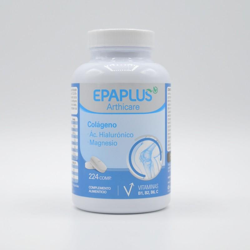 EPAPLUS COLAGENO+HIALUR+MG 224 COMP Parafarmacia