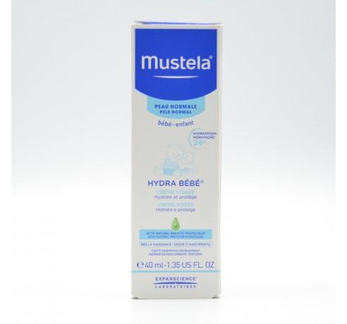 MUSTELA HYDRA-BEBE CARA 40 ML. Parafarmacia