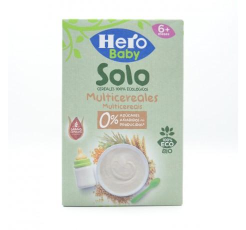 HERO BABY SOLO MULTICEREALES 300 G Parafarmacia