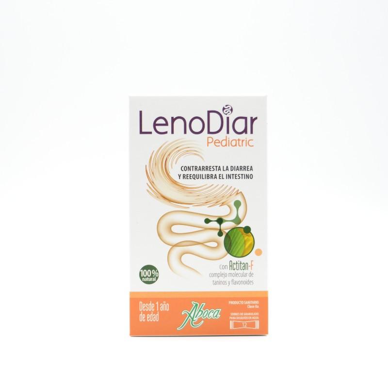 LENODIAR PEDIATRIC 12 SOBRES X 2 G Parafarmacia