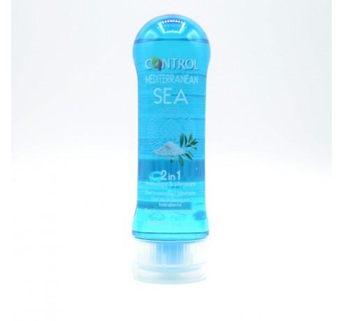 CONTROL MEDITERRANEAN SEA 2 IN 1 MASSAJE & PLEAS Parafarmacia