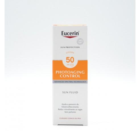 EUCERIN SOLAR ROSTRO PHOTOAGING CONTROL 50+ 50 ML Parafarmacia